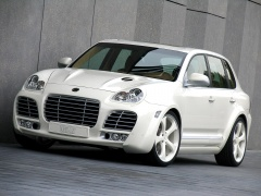 Porsche Cayenne Magnum photo #27309