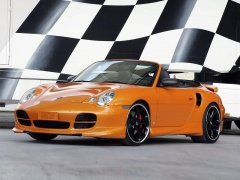 techart 911 turbo cabriolet pic #29559
