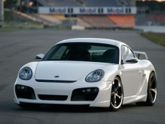 Porsche Cayman S photo #36780