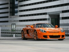 techart porsche carrera gt pic #37823