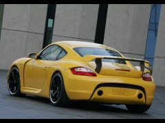 techart porsche cayman s pic #47975