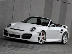 techart porsche 911 turbo aerokit ii pic #73813