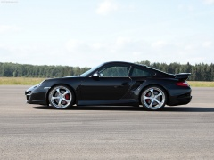 techart porsche 911 turbo aerokit ii pic #73814