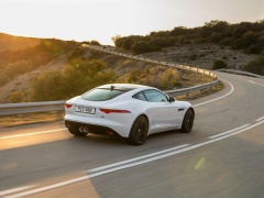 jaguar f-type coupe pic #116485