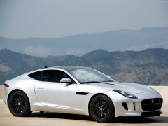 jaguar f-type coupe pic #116585