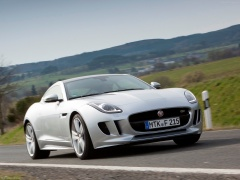 jaguar f-type coupe pic #116586
