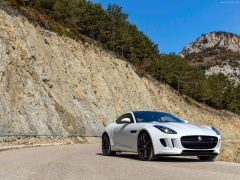 jaguar f-type coupe pic #116588