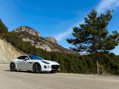jaguar f-type coupe pic #116590