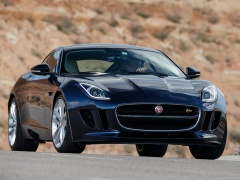 jaguar f-type coupe pic #116595