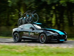 jaguar f-type team sky tour de  pic #125478
