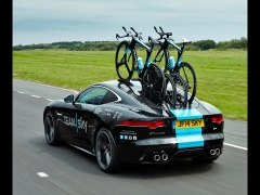 jaguar f-type team sky tour de  pic #125479