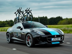 jaguar f-type team sky tour de  pic #125481