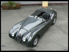 XK 120 Roadster photo #37577