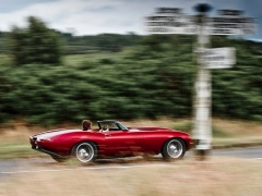 jaguar e-type speedster pic #80735