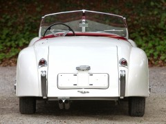 XK 120 Roadster photo #90484