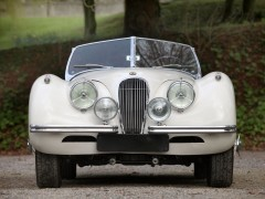 jaguar xk 120 roadster pic #90485
