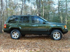 jeep grand cherokee orvis pic #105208