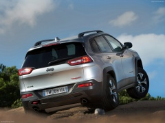 jeep cherokee eu-version pic #107521