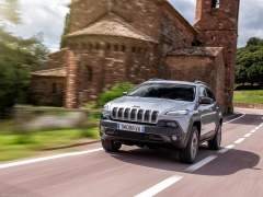 jeep cherokee eu-version pic #107524