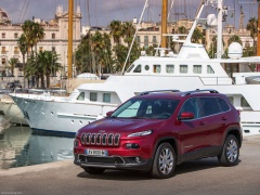jeep cherokee eu-version pic #107525