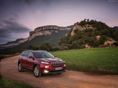 jeep cherokee eu-version pic #107526