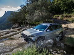 jeep cherokee eu-version pic #107528