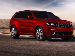Grand Cherokee SRT photo #108584