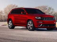 Grand Cherokee SRT photo #108586
