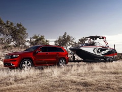 Grand Cherokee SRT photo #108587