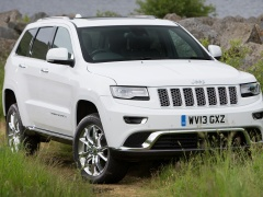 Jeep Grand Cherokee UK-Version pic