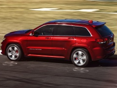jeep grand cherokee srt pic #108600