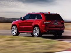 jeep grand cherokee srt pic #108601