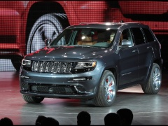 jeep grand cherokee srt pic #108610