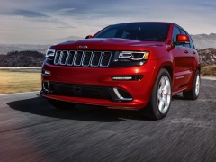 jeep grand cherokee srt pic #108615