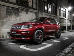 Grand Cherokee SRT photo #166183