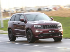 Grand Cherokee SRT photo #166184