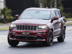 jeep grand cherokee srt pic #166188