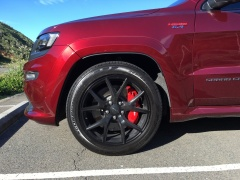 jeep grand cherokee srt pic #166193