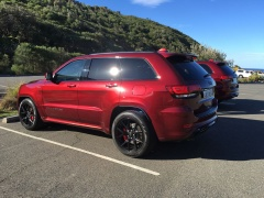 Grand Cherokee SRT photo #166196