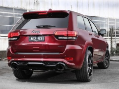 Grand Cherokee SRT photo #166198