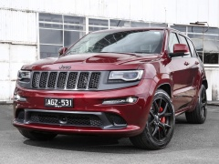 jeep grand cherokee srt pic #166200