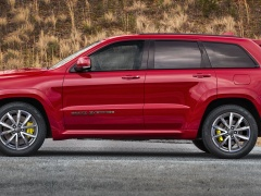 Grand Cherokee Trackhawk photo #176489