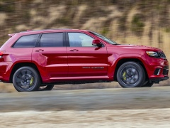 Grand Cherokee Trackhawk photo #176490