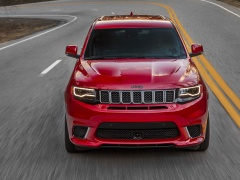 Grand Cherokee Trackhawk photo #176492