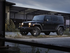 Jeep Wrangler Call of Duty Black Ops pic