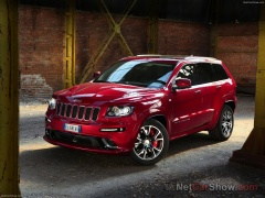 Grand Cherokee SRT-8 photo #92603