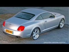 genaddi design bentley continental gt/r pic #17315