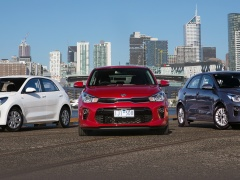 Rio Hatchback photo #173639