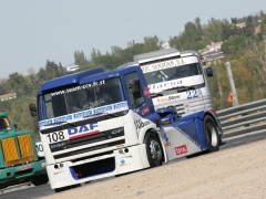 daf 85 super race truck pic #30423