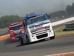daf 85 super race truck pic #30424
